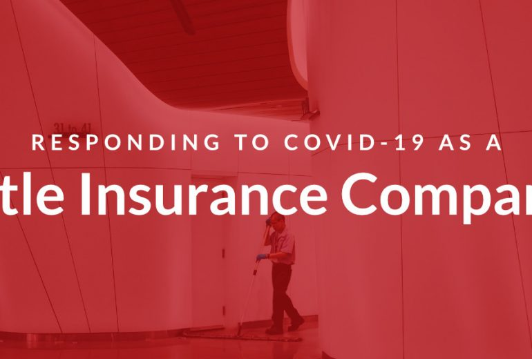 Responding to COVID 19 Blog Header